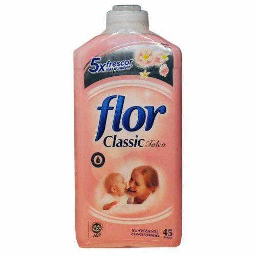 Suavizante Flor Classic.Droguería online,venta de productos de limpieza de las mejores marcas.Líderes en artículos de limpieza.