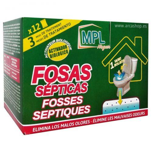 Fosas Sépticas MPL.Droguería online,venta de productos de limpieza de las mejores marcas.Líderes en artículos de limpieza.