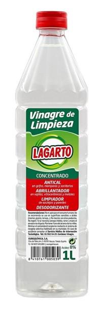 Lagarto Vinagre de Limpieza