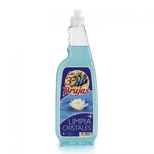 Limpiacristales Lastresbrujas.Droguería online,venta de productos de limpieza de las mejores marcas.Líderes en artículos de limpieza.