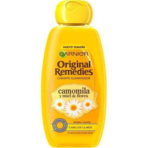 Champú Garnier Camomila.Droguería online,venta de productos de limpieza de las mejores marcas.Líderes en artículos de limpieza.