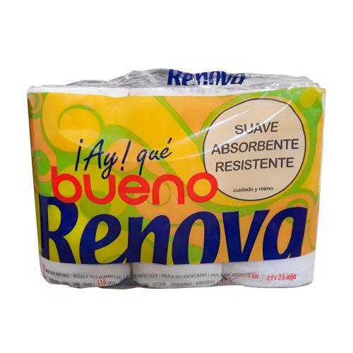 Papel Higienico Renova.Droguería online,venta de productos de limpieza de las mejores marcas.Líderes en artículos de limpieza.