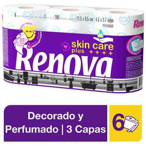 Papel Higiénico Renova.Droguería online,venta de productos de limpieza de las mejores marcas.Líderes en artículos de limpieza.