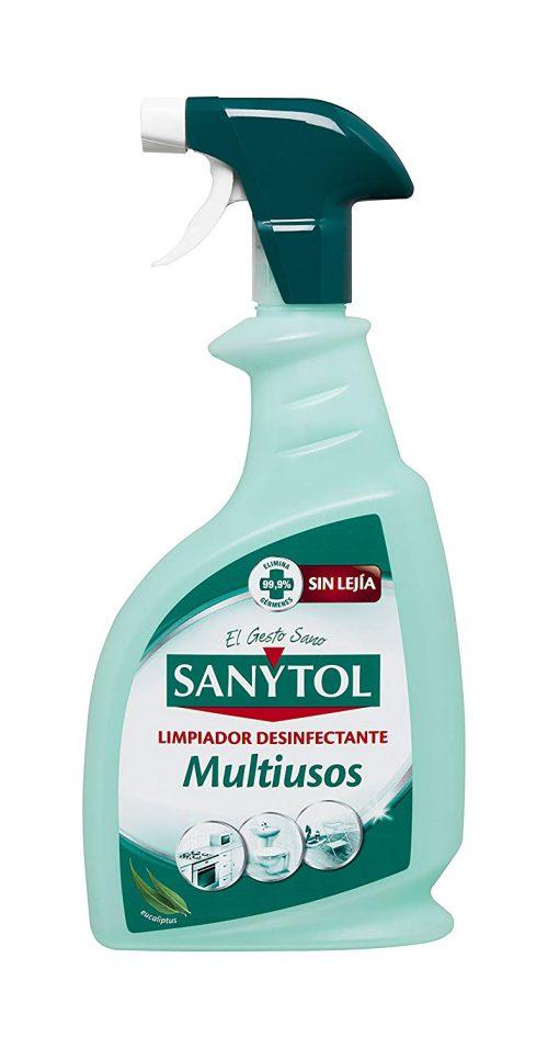 Sanytol Multiusos.Droguería online,venta de productos de limpieza de las mejores marcas.Líderes en artículos de limpieza.