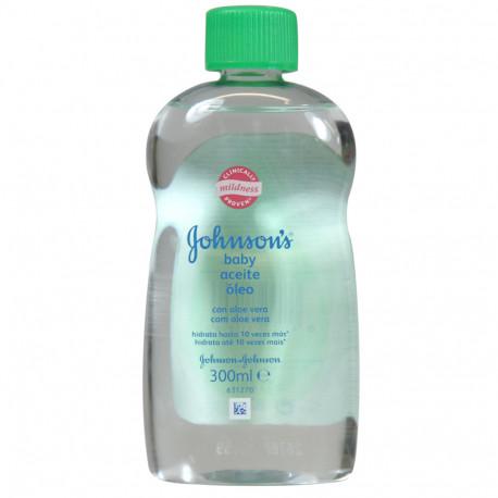 Aceite Johnson's Baby Aloe.Droguería online,venta de productos de limpieza de las mejores marcas.Líderes en artículos de limpieza.