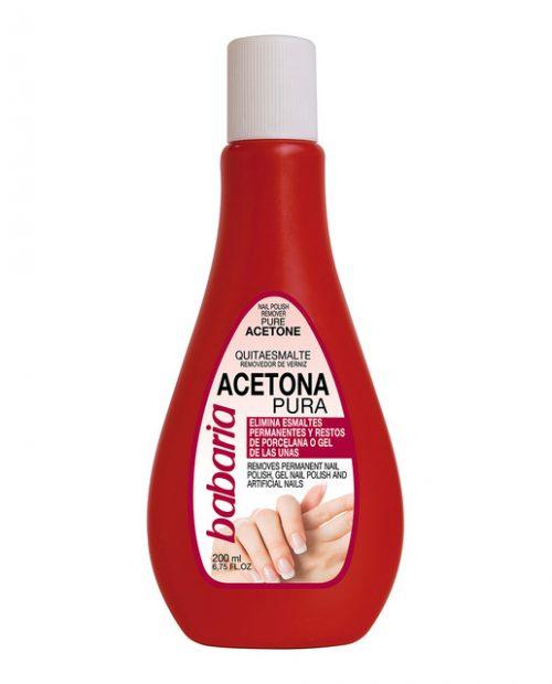 Acetona Pura Babaria.Droguería online,venta de productos de limpieza de las mejores marcas.Líderes en artículos de limpieza.