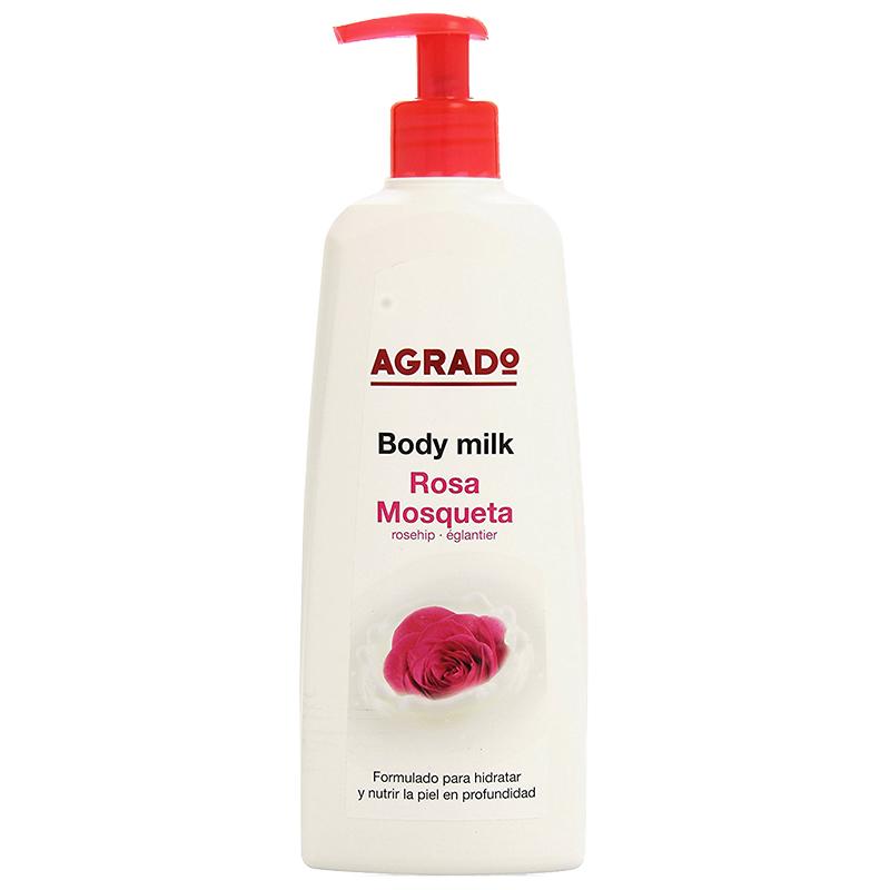 Body Milk Agrado Rosa Mosqueta