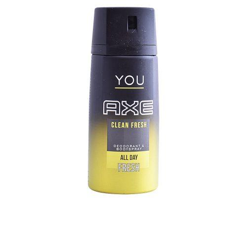 Axe Clean Fresh.Droguería online,venta de productos de limpieza de las mejores marcas.Líderes en artículos de limpieza.