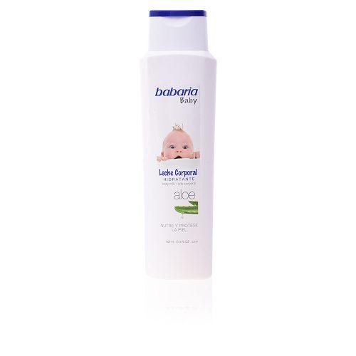 Leche Corporal Babaria Baby.Droguería online,venta de productos de limpieza de las mejores marcas.Líderes en artículos de limpieza.
