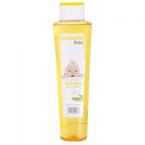 Champú Babaria Baby.Droguería online,venta de productos de limpieza de las mejores marcas.Líderes en artículos de limpieza.