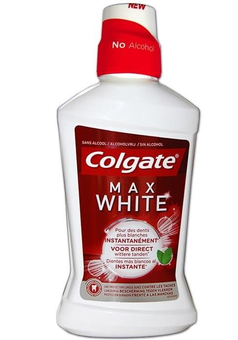 Colgate Max White.Droguería online,venta de productos de limpieza de las mejores marcas.Líderes en artículos de limpieza.