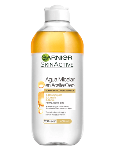 Agua Miscelar Aceite/Oleo