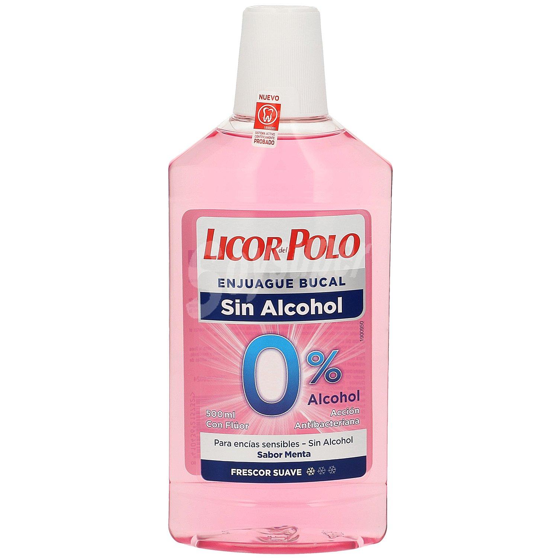 Licor Del Polo Sin Alcohol