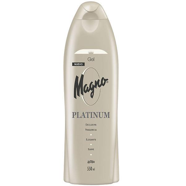 Gel Magno Platinum