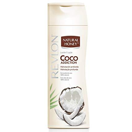 Loción Corporal Natural Honey Coco