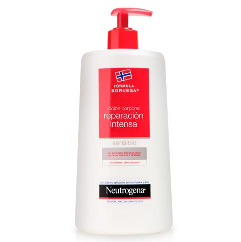 Neutrogena Reparación Intensa.Droguería online,venta de productos de limpieza de las mejores marcas.Líderes en artículos de limpieza.