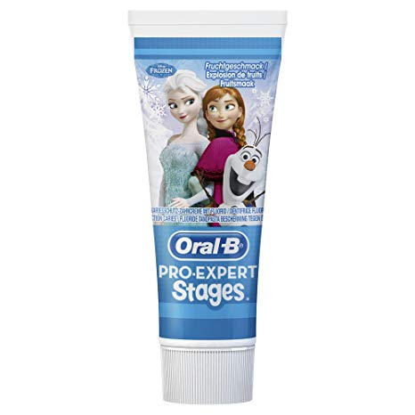 Oral B Frozen