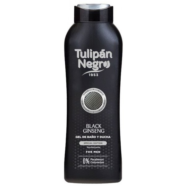 Gel Tulipán Black