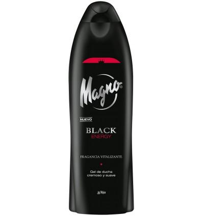 Gel Magno Black