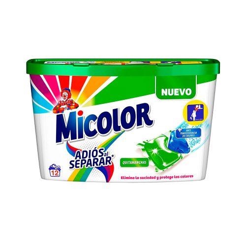 Micolor Adiós Al Separar 12.Droguería online,venta de productos de limpieza de las mejores marcas.Líderes en artículos de limpieza.