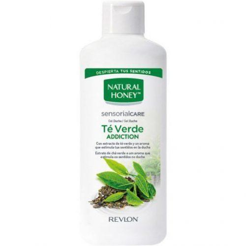 Gel Natural Honey Té Verde Addiction.Droguería online,venta de productos de limpieza de las mejores marcas.Líderes en artículos de limpieza.