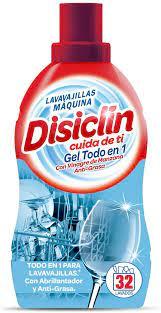 Disiclin Lavavajillas Máquina
