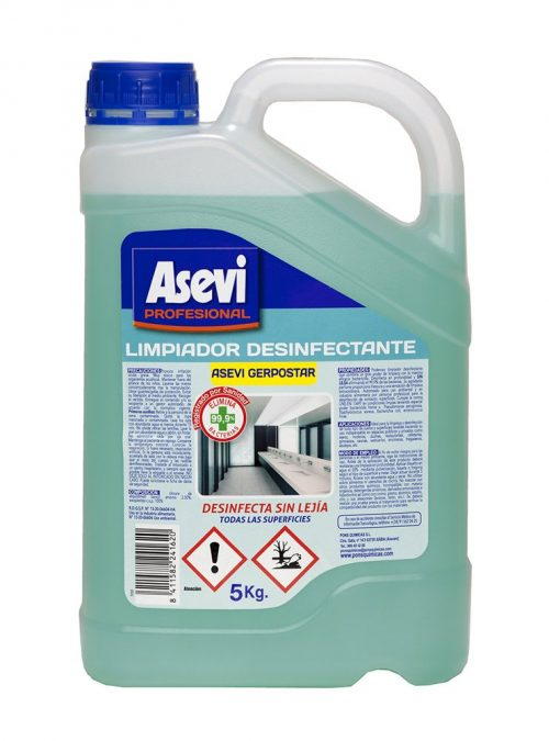 Desinfectante Asevi.Droguería online,venta de productos de limpieza de las mejores marcas.Líderes en artículos de limpieza.