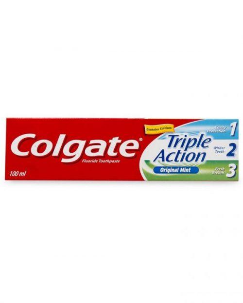 Colgate Triple Action Mint.Colgate Triple Action Mint