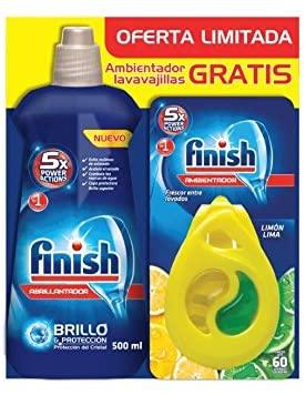 Finish Abrillantador y Ambientador