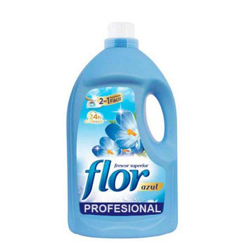 Suavizante Flor Profesional.Droguería online,venta de productos de limpieza de las mejores marcas.Líderes en artículos de limpieza.