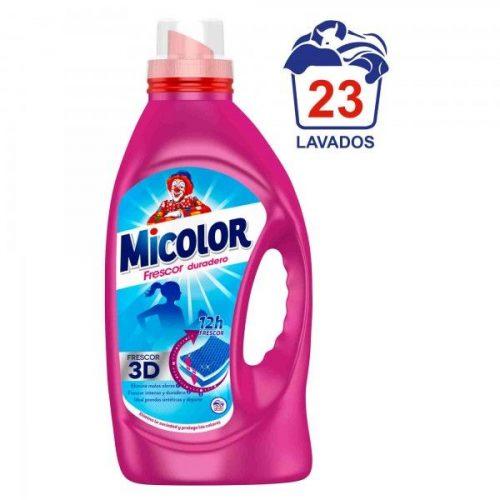 Micolor Frescor Duradero.Droguería online,venta de productos de limpieza de las mejores marcas.Líderes en artículos de limpieza.