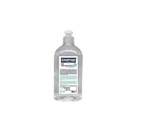 Gel Hidroalcoholico Stoptox.Droguería online,venta de productos de limpieza de las mejores marcas.Líderes en artículos de limpieza.