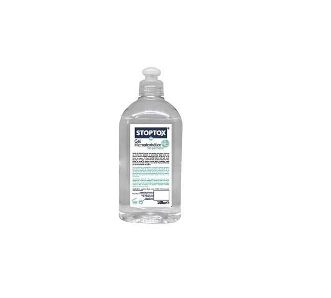 Gel Hidroalcoholico Stoptox