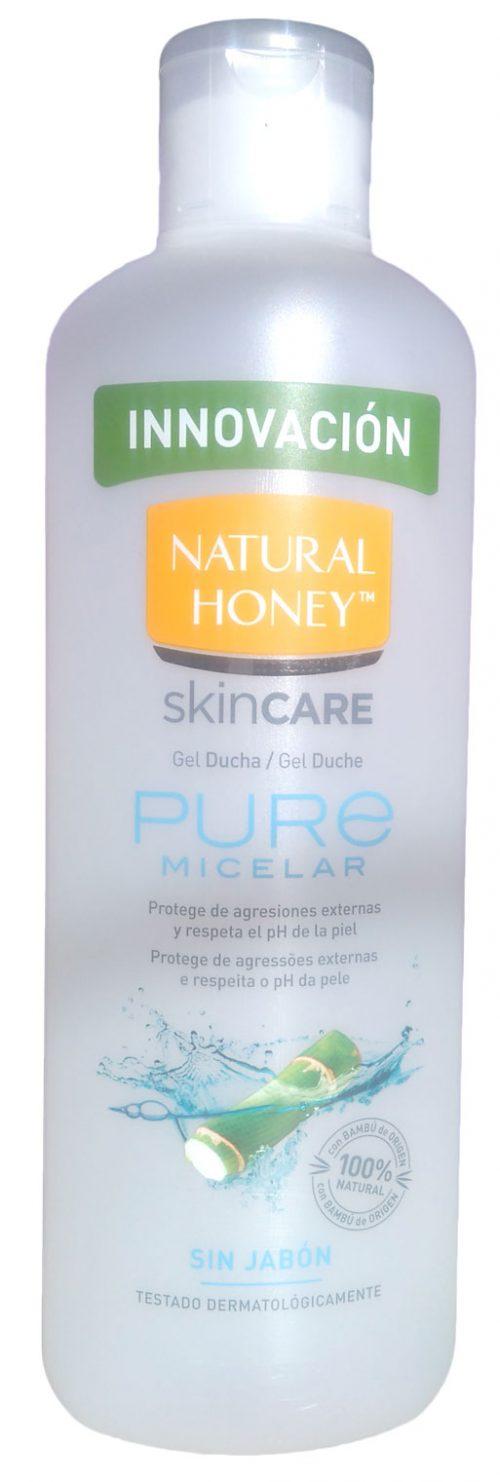 Natural Honey Pure Miscelar.Droguería online,venta de productos de limpieza de las mejores marcas.Líderes en artículos de limpieza.