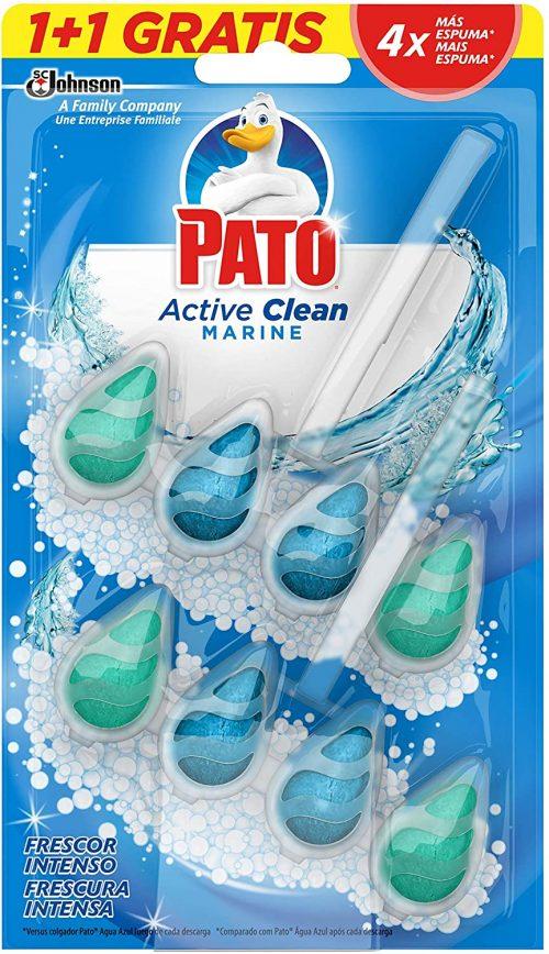Pato Active Clean.Droguería online,venta de productos de limpieza de las mejores marcas.Líderes en artículos de limpieza.