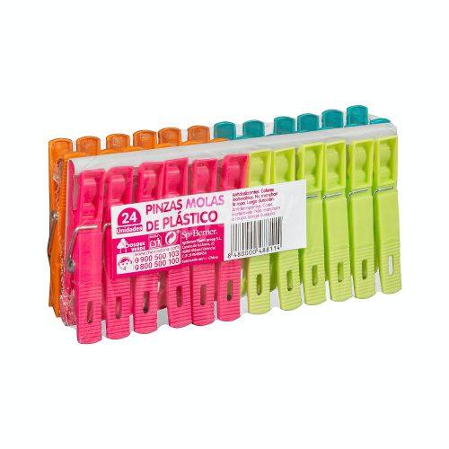 Pinzas Ropa Plastico.Droguería online,venta de productos de limpieza de las mejores marcas.Líderes en artículos de limpieza.