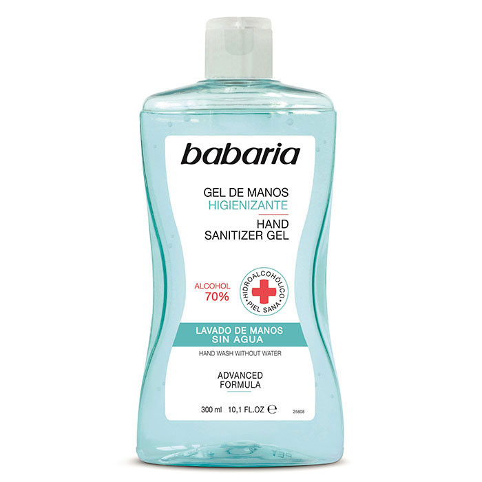 Gel Higienizante Babaria