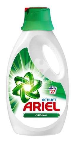 Detergente Líquido Ariel 27 lav.