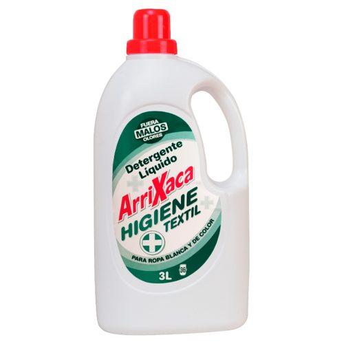 Detergente Arrixaca Higiene Textil.Droguería online,venta de productos de limpieza de las mejores marcas.Líderes en artículos de limpieza.