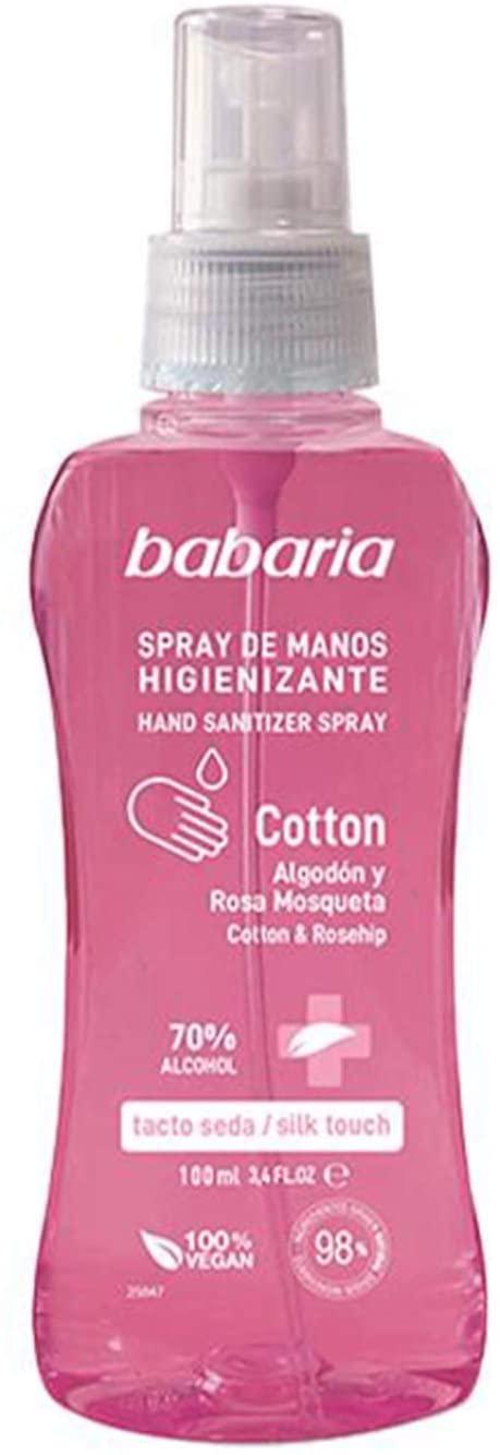 Gel Hidroalcoholico Babaria Cotton
