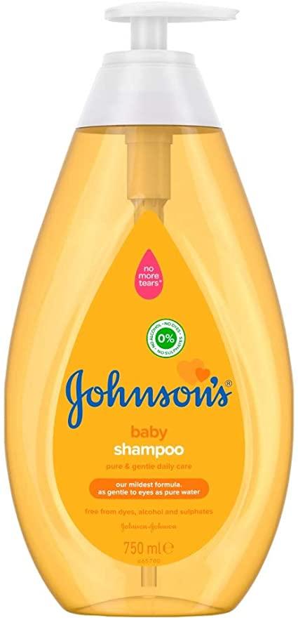 Champú Baby Johnsons.Droguería online,venta de productos de limpieza de las mejores marcas.Líderes en artículos de limpieza.