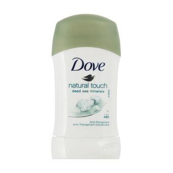 Desodorante Dove Natural Touch.Droguería online,venta de productos de limpieza de las mejores marcas.Líderes en artículos de limpieza.