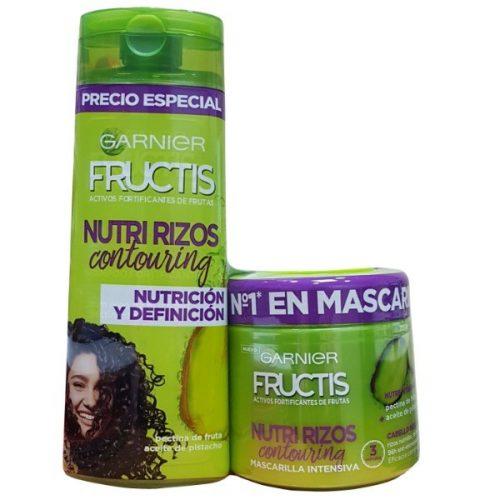 Champú y Mascarillas Nutri Rizos.Droguería online,venta de productos de limpieza de las mejores marcas.Líderes en artículos de limpieza.