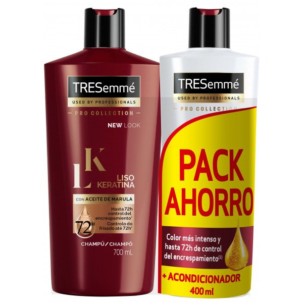 Champú + Acondicionador TRESemmé Keratina