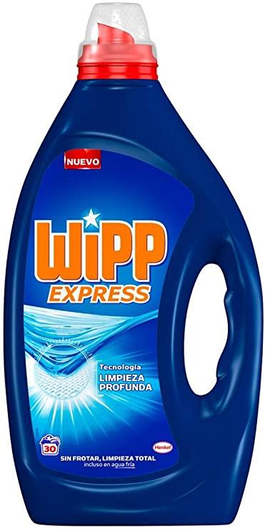 Wipp Express  Limpieza Profunda 30 lav.