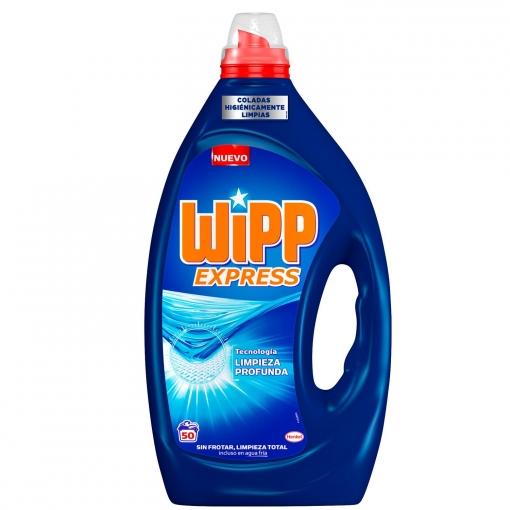 Detergente Wipp Express Limpieza Profunda