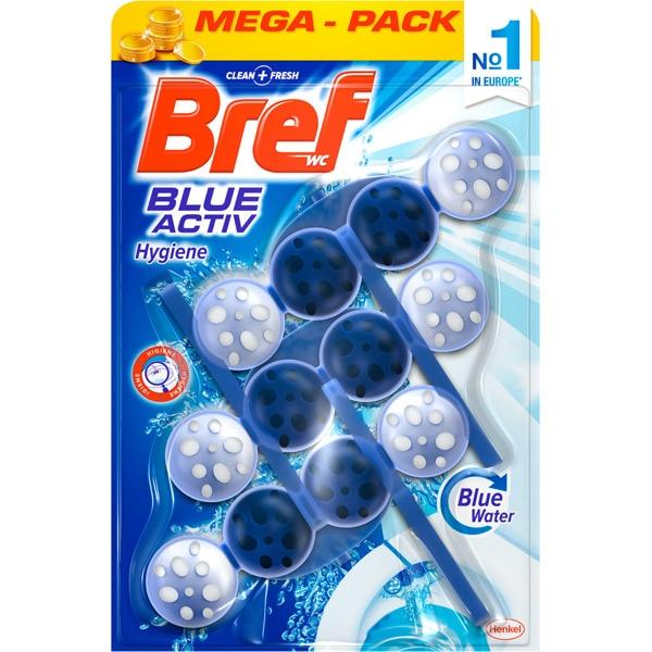 BREF WC BLUE ACTIV+