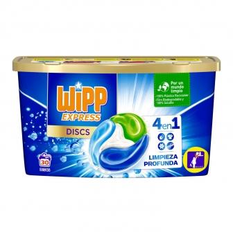 WIPP EXPRESS DISCS 30 LAVADOS